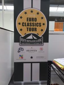 Panneau Euro Classic Tour 2015