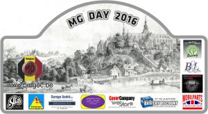 Sliss cockpitspray sponsor van de MG DAY 2016