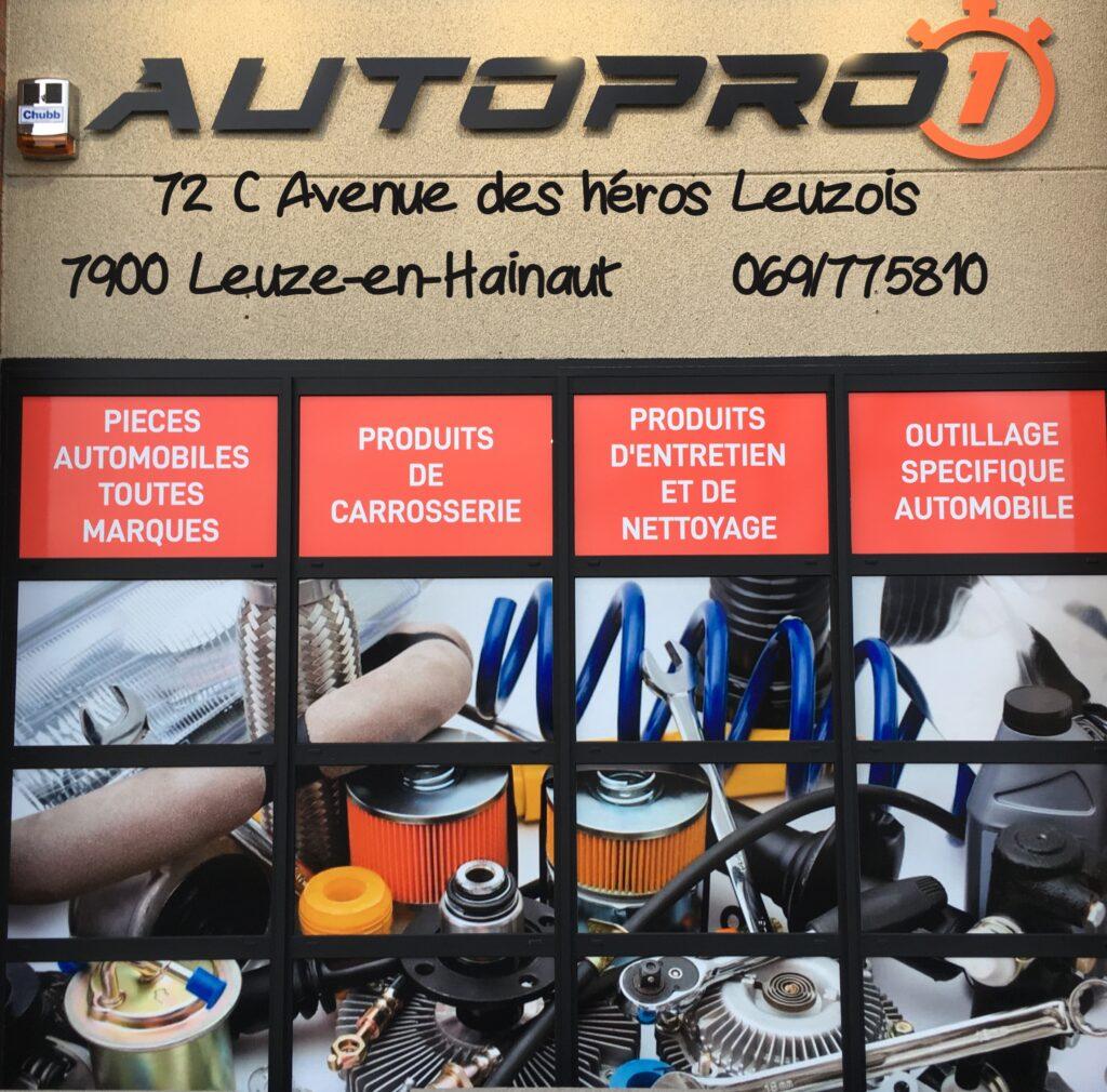 Autopro1 ouvre ce lundi 18 janvier 2021